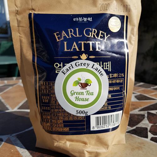 Earl Grey Latte 500g